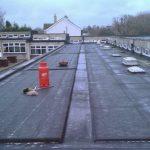 commercial school roof dublin