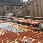 galvanise foor repairs 1