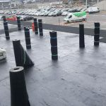 large commercial flat roof dublin 0