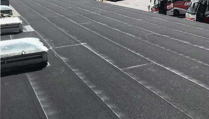 flat roof dublin