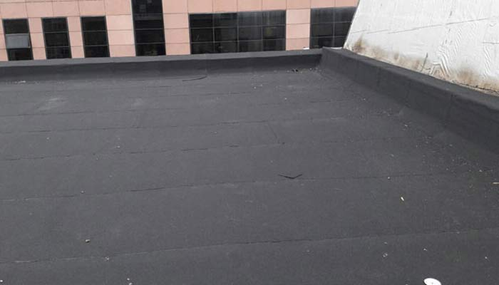 flat roofing services dublin